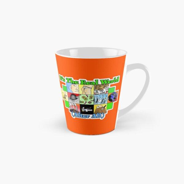 It's The Real World (After All) MUG! - Duck Logic Tall Mug