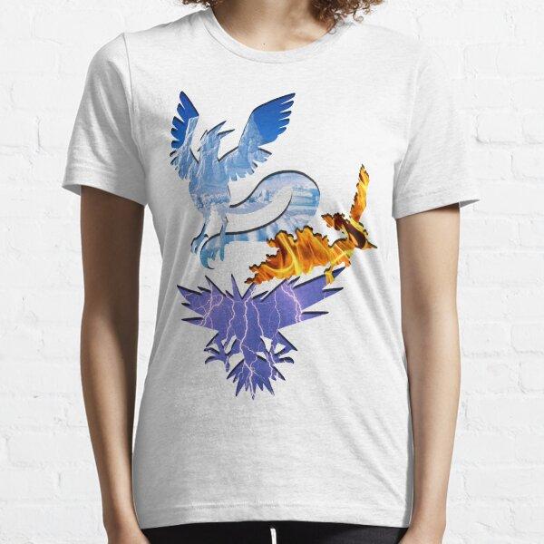 Trio:Articuno,Zapdos,Moltres Essential T-Shirt