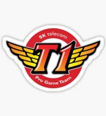 SKT T1 Logo (best quality ever) Sticker