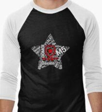 Gambit Gaming Cloud Logo T-shirt and a Phone case Men's Baseball ¾ T-Shirt