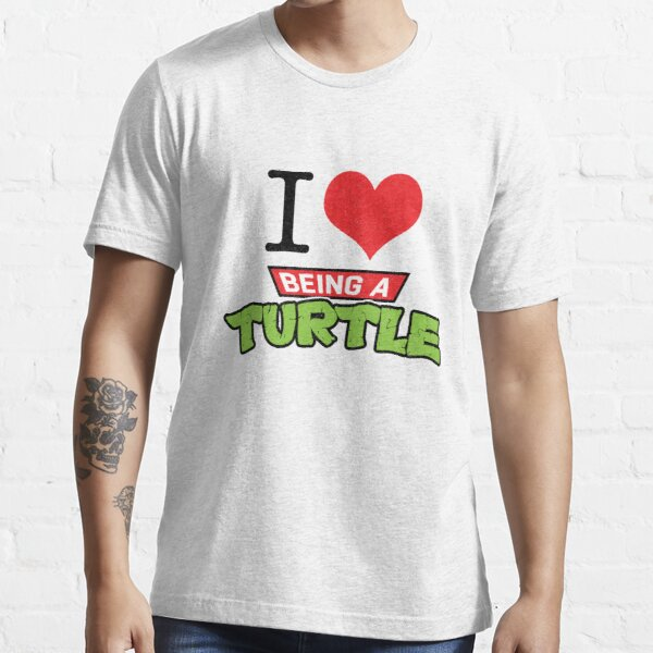 I Love Turtles...  Essential T-Shirt