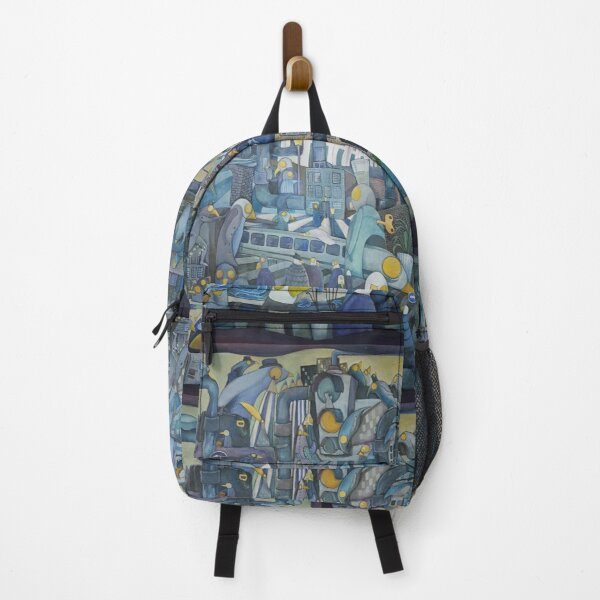 Pipes Backpack