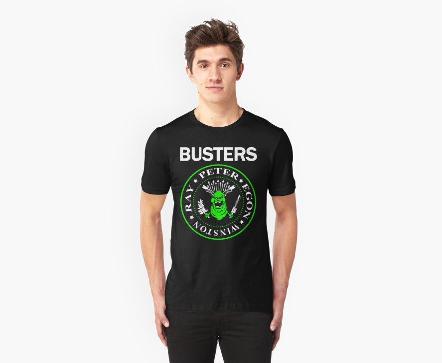 BUSTERS by dorksince83
