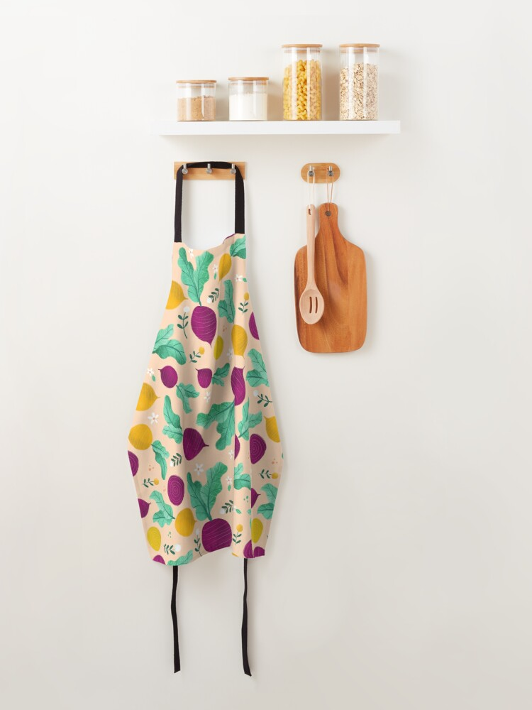 Alternate view of Dance to Your Own Beet Apron