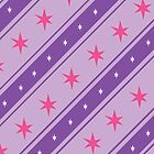 Twilight Sparkle Pattern by samskyler