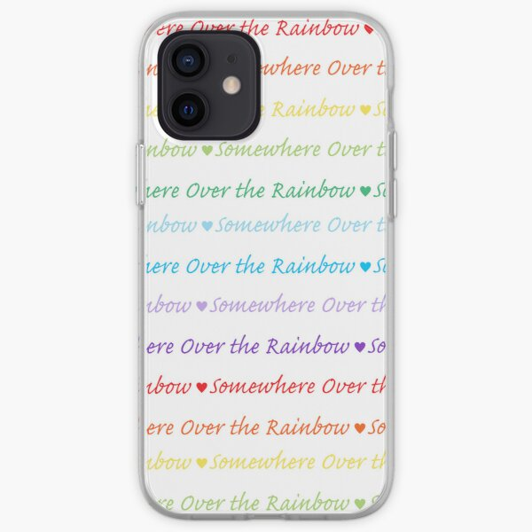 Over the Rainbow iPhone Soft Case