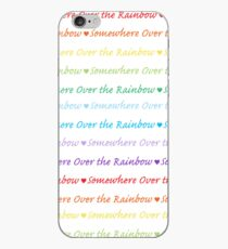 Over the Rainbow iPhone Case