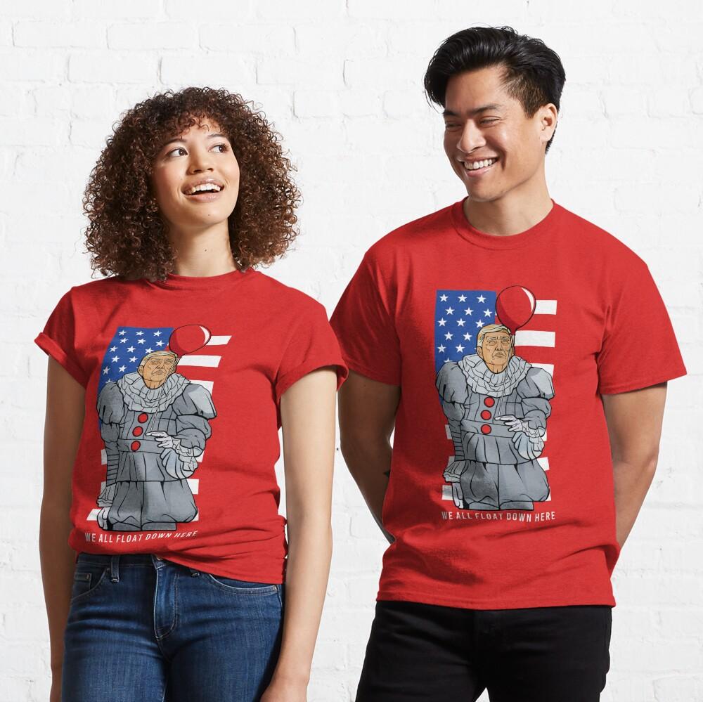 Scary Trump Clown Classic T-Shirt