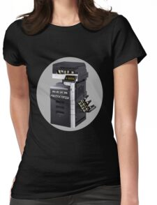 ☝ ☞ BEER PHOTOCOPIER TEE SHIRT☝ ☞ Womens Fitted T-Shirt