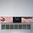 Venus on radiator by Pascale Baud