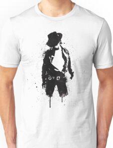 Michael Jackson ink Portrait Unisex T-Shirt