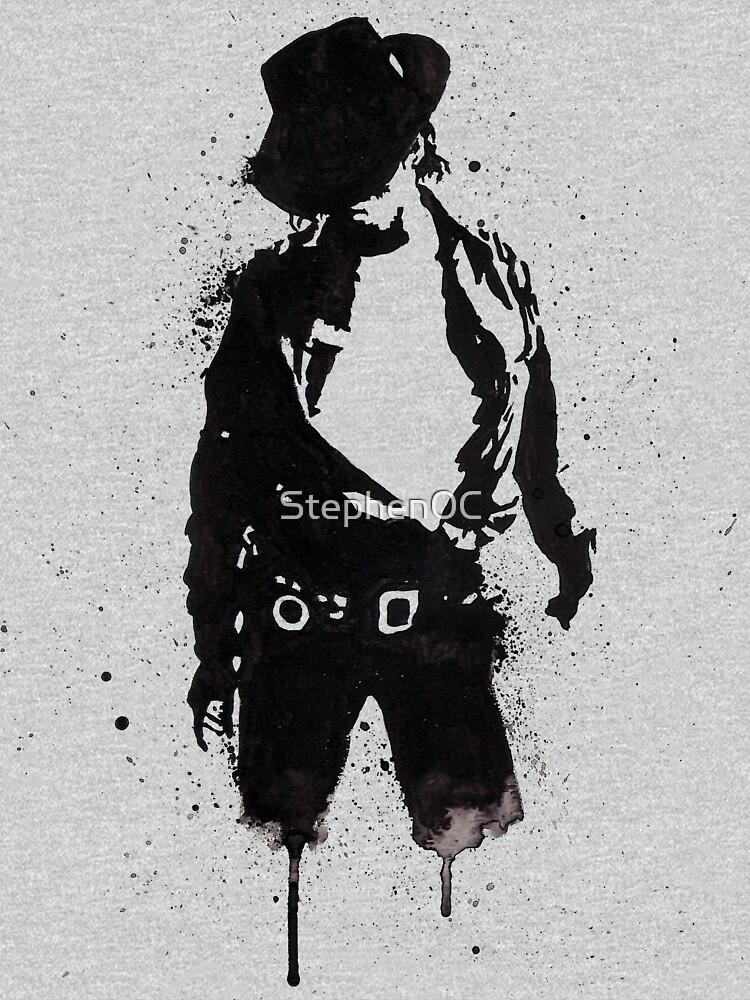 Michael Jackson ink Portrait | Unisex T-Shirt