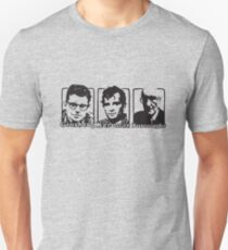 Beat Trinity: Kerouac, Burroughs and Ginsberg  T-Shirt