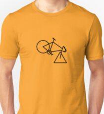 Tri-cycle (black) T-Shirt