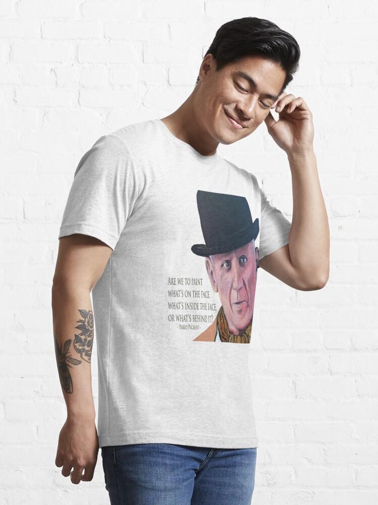 Alternate view of Pablo Essential T-Shirt