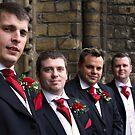 Groom and Groom's Men by Darren Glendinning