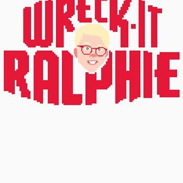 Wreck-It Ralphie by DANgerous124