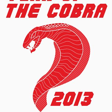 Year of the Cobra by DANgerous124