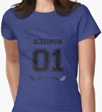 ackerman Women's Fitted T-Shirt