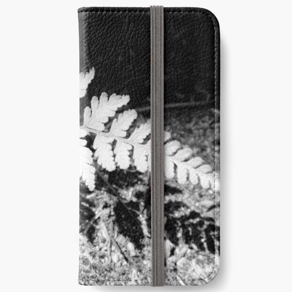 Shadow Fern iPhone Wallet