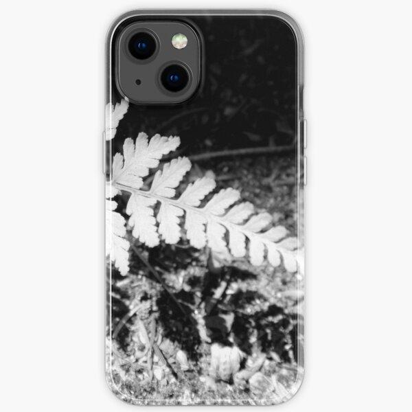 Shadow Fern iPhone Soft Case