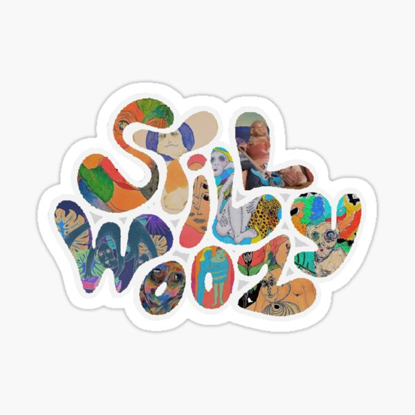 Still Woozy Singles Sticker