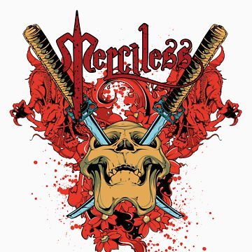 Merciless by tshirt-factory