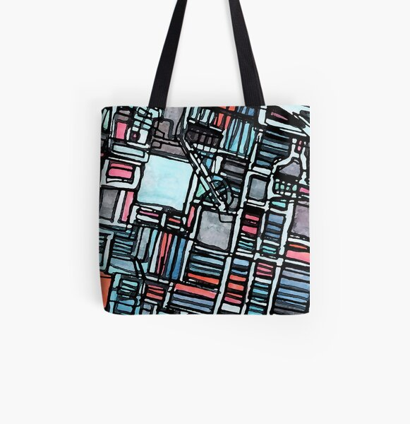 East Providence, RI All Over Print Tote Bag