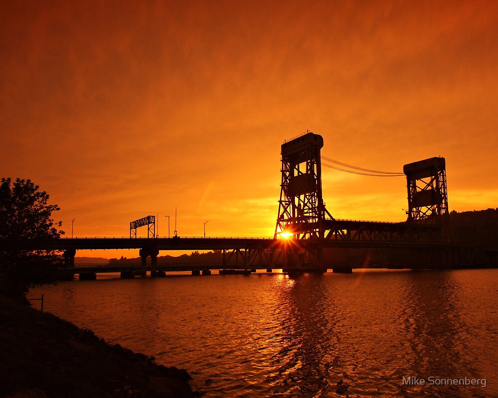 The Other Bridge by Mike Sonnenberg