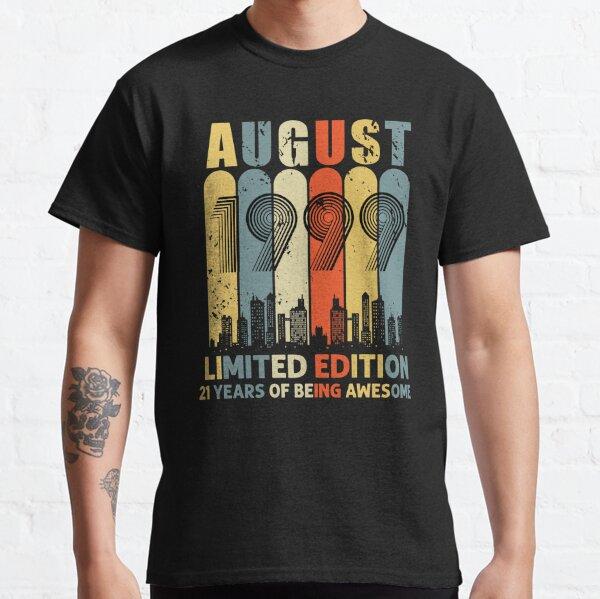 1999 Shirt November 1999 Vintage Birthday Shirt Limited Edition Funny 21st Birthday Shirt 21st Birthday Gift For Her 21st Birthday Shirt