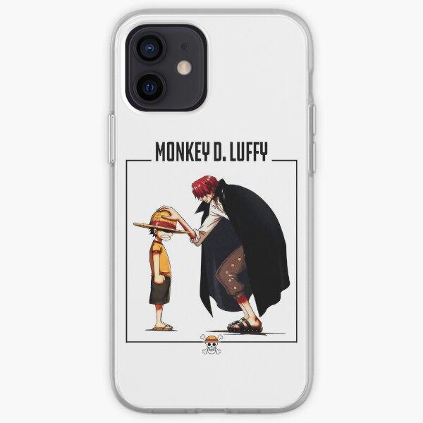 Monkey D.Luffy Coque souple iPhone
