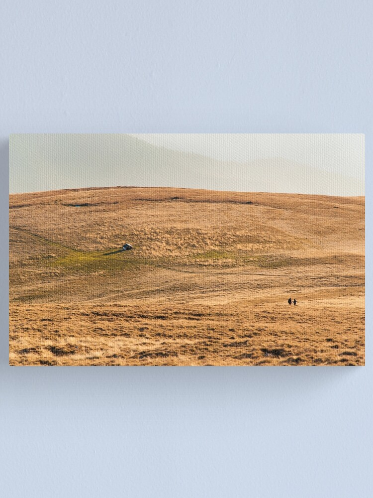 Alternate view of Little house Canvas Print
