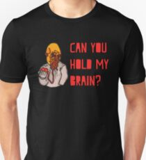 Can You Hold My Brain? (Ood) - Red T-Shirt