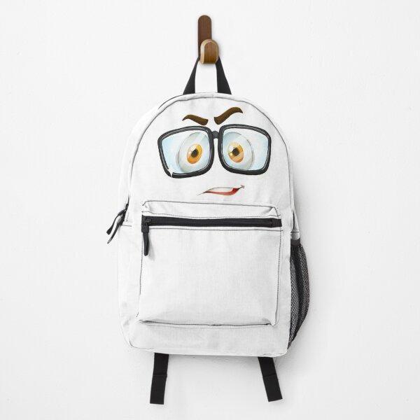 Glasses Face Backpack