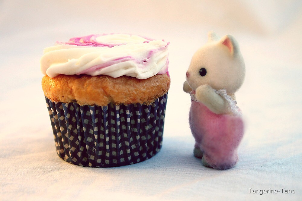 Now That's a Cupcake by Tangerine-Tane