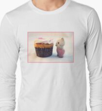 Now That's a Cupcake Long Sleeve T-Shirt