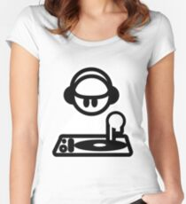 Mixer Women's Fitted Scoop T-Shirt