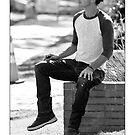 Gavin Rossdale - Music Man by Ron Dubin