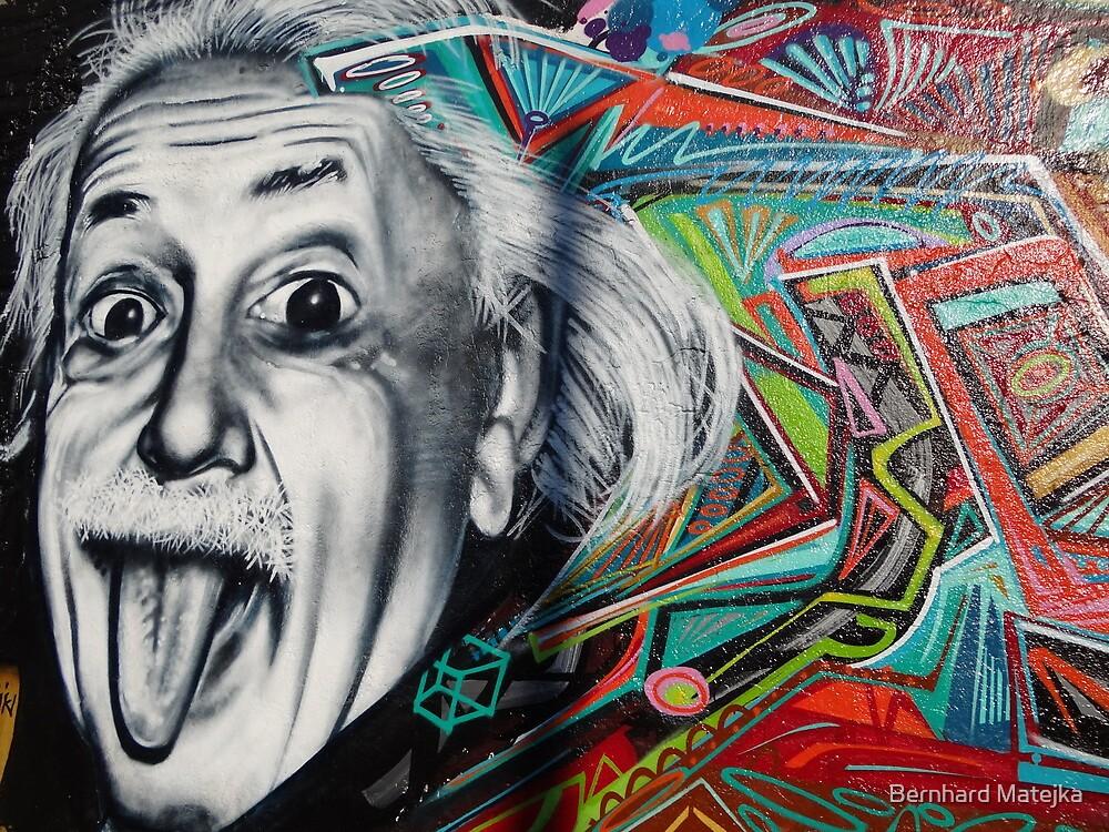 graffiti art  by Bernhard Matejka