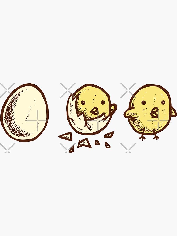 Hatch - Cute Chicks Theme by barmalisiRTB