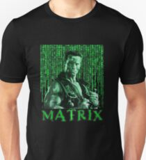 John Matrix - Commando Unisex T-Shirt