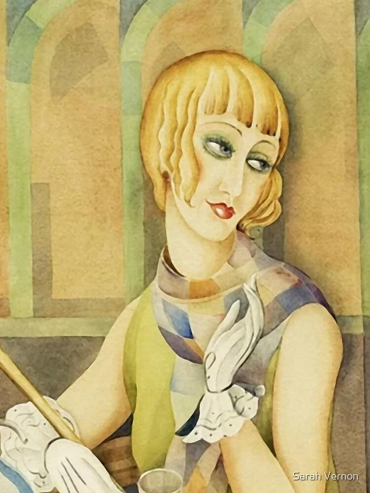 Lili Elbe by Gerda Wegener [1886 - 1940] by tillymagoo