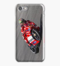 Nicky Hayden at laguna seca 2013 iPhone Case/Skin
