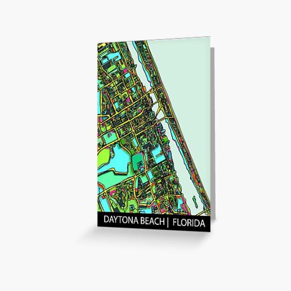 Daytona Beach, FL Greeting Card