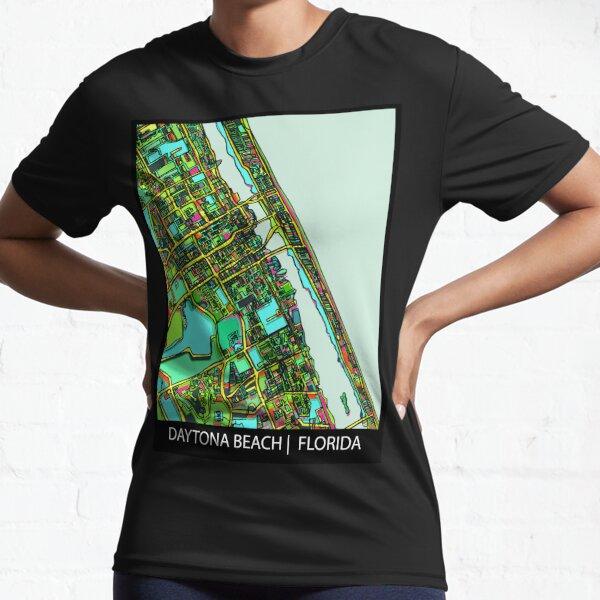 Daytona Beach, FL Active T-Shirt