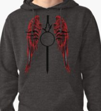 Time for a little Rebellion Pullover Hoodie