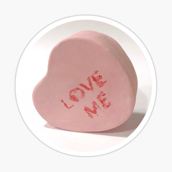 Sugar Coated (LOVE ME) Sticker