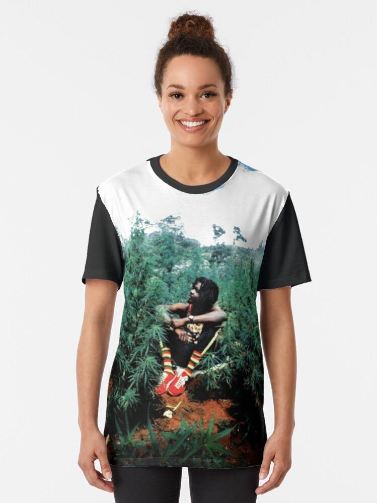 Alternative Ansicht von peter tosh  Grafik T-Shirt