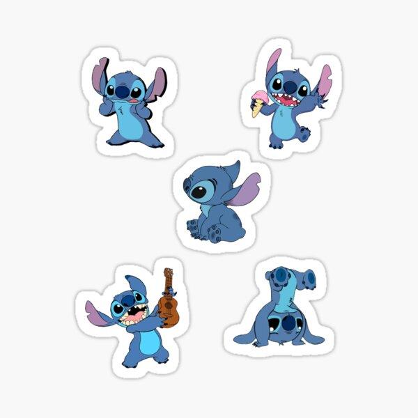 Stitch Sticker Pack Pegatina