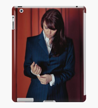 AMANDA TAPPING - CUFF for your iPad - by Dennys Ilic iPad Case/Skin